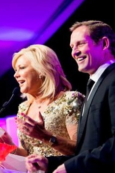Todd McKenny and Kerianne Kennerley celebrity speakers
